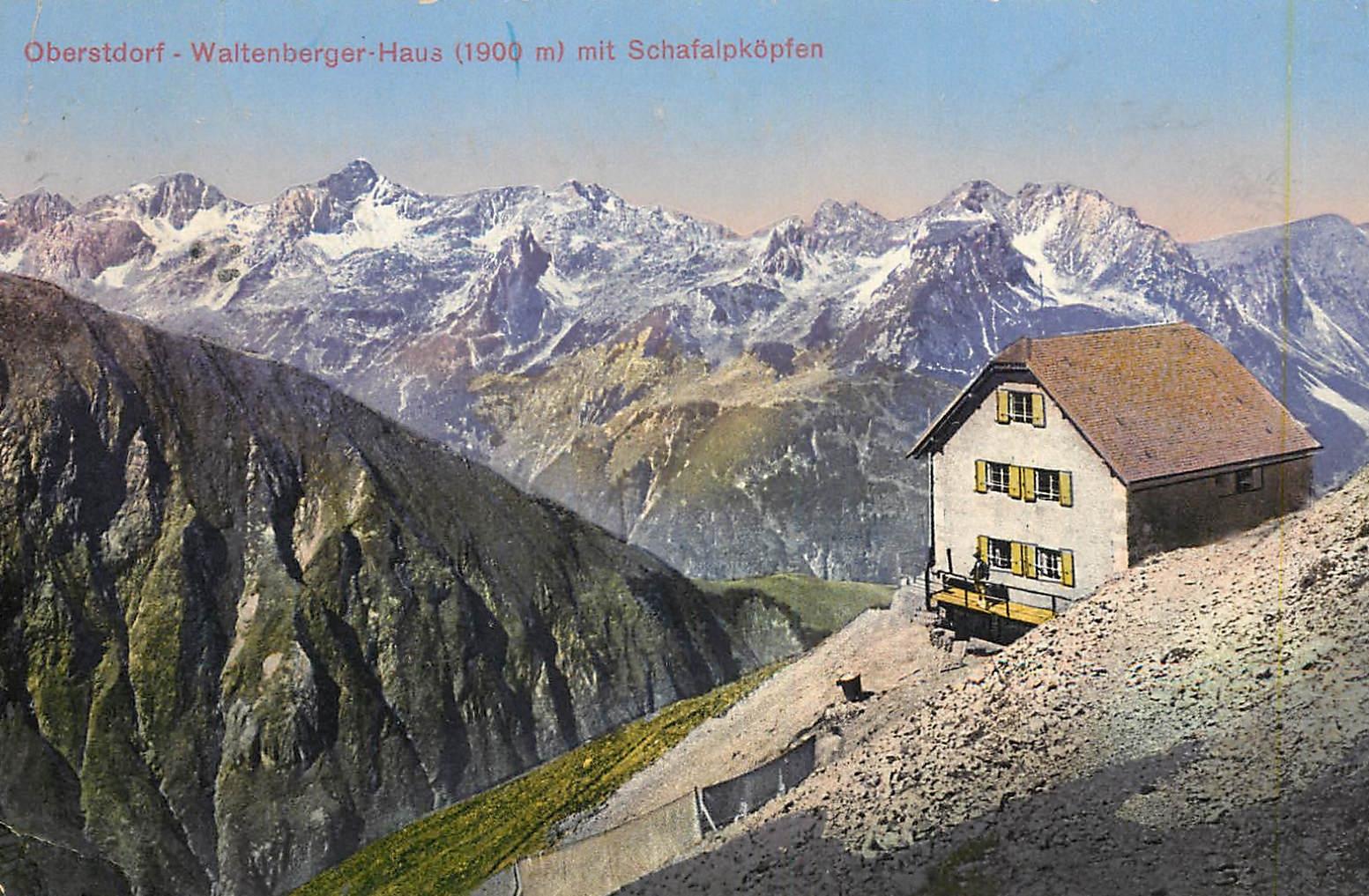 Geschichte Oberstdorfs